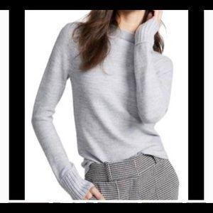 Club Monaco sz xs grey tommie grey sweater